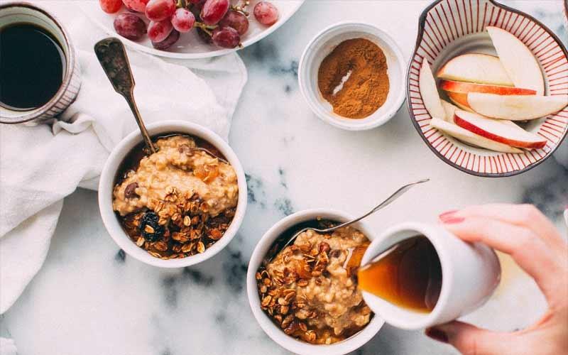 Apple Pie Porridge Recipe