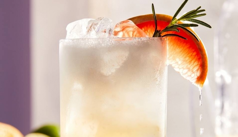 Rosemary Citrus Spritzer Recipe with Collagen Peptides