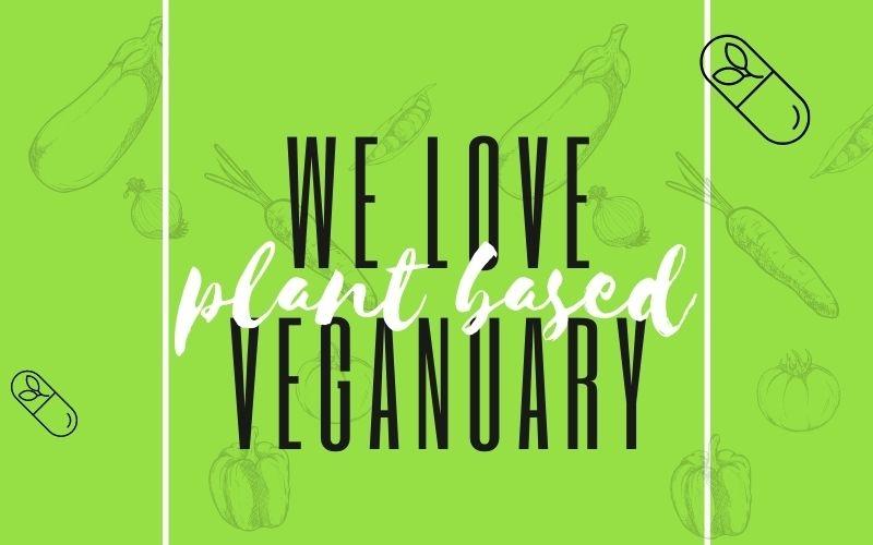 Veganuary A-Z