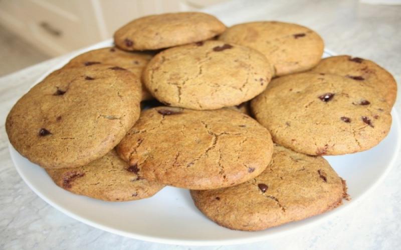 20 Minute Gluten Free Cookies