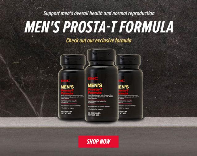 GNC Men's Prosta-T Formula - 60 Capsules